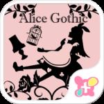 icon & wallpaper-Alice Gothic-