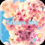 icon & wallpaper-Sakura Sky-