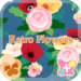 icon&wallpaper-Retro Flowers-