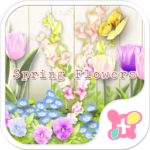 icon&wallpaper-Spring Flowers-