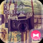 icon&wallpaper Vintage Collage