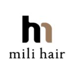 美容室・ヘアサロンmili hair(ミリヘアー)公式アプリ