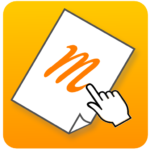 mm – Simple Hand-paint app