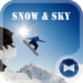 snowboarder Wallpaper Snow&Sky