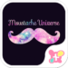 wallpaper-Moustache Universe-