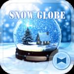 winter Wallpaper-Snow Globe