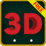 3D Stereograms FREE (不思議アート)