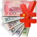 Calculate Chinese YEN Currency