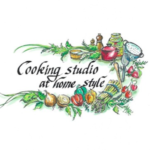 Cooking studio at home style