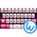 FashionPink keyboard image