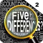 Five Differences? vol.2