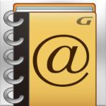 GSモバイルアドレス帳