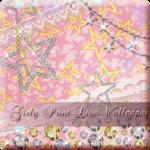 Girly Print LiveWallpaper_Free