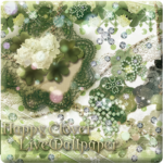 Happy Clover LiveWallpapr_Free