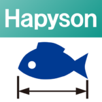 Hapyson fishing measurement