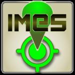 IMES測位情報表示