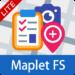 Maplet FS Lite – フィールド調査業務を効率化