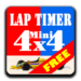 Mini4WD Lap Timer V2 byNSDev