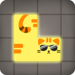 Nekodorakku Block Puzzle