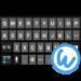 Old keyboard image