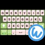 Olivegreen keyboard image