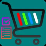 シンプルなボタン式買い物メモ