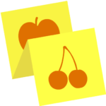 食べ物の英単語帳