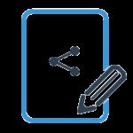 簡単シェア文字~複数端末間での楽々テキスト共有アプリ~