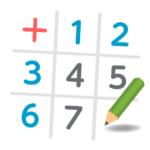ひゃくもん+-:基礎計算力の定着・向上を図る百マス計算アプリ