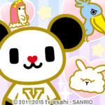 「ゴーちゃん。&ちんじゅうみん」ロック解除アプリ