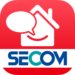 SECOM Home Security App.
