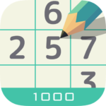 SUDOKU 1000+ Free Puzzle Games