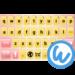 SalmonPink keyboard image