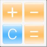 シンプル電卓 TYPE B