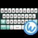 TurquoisePearl keyboard image