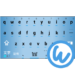 Wasurenagusa keyboard image