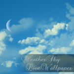 Weather Sky Live Wallpaper