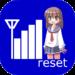 電波状況改善(データ・Wi-Fi通信) キャラクターVer