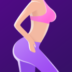 Bikini Body, Women's free home workout App
