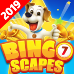 Bingo Scapes – Lucky Bingo Game Free to Play