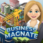 Business Magnate: Craft, Build, Expand in Idle Tap