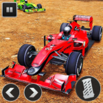 Formula Car Racing Demolition Derby Crash Stunts
