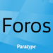 Foros Latin and Cyrillic FlipFont