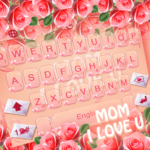 Happy Mother Day Keyboard Theme