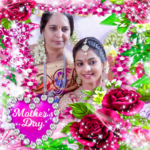Happy Mother's Day photo frame 2019