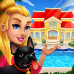 Home Sweet Home Design & Match 3 House Games Manor