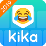 Kika Keyboard 2019 – Emoji Keyboard, Emoticon, GIF