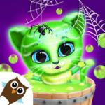 Kiki & Fifi Halloween Salon – Scary Pet Makeover