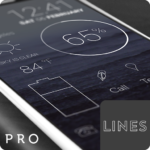 Lines – Icon Pack (Pro Version)