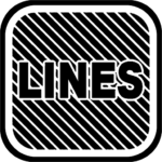 MIUI Lines White – Icon Pack